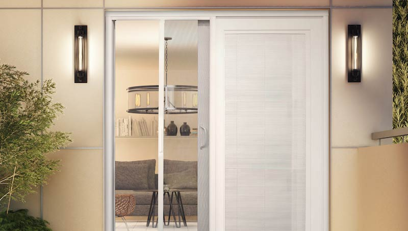 Novavision novascreen porte patio for Porte patio rona